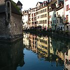 Beautiful ANNECY by hans p olsen