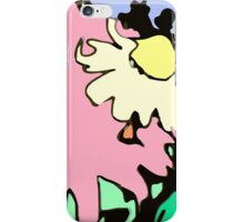 DAISY ABSTRACT iPhone Case/Skin