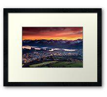 Keswick Framed Print
