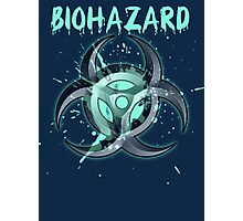organic biohazard Photographic Print