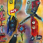 Dont Feed da birds by outsiderart