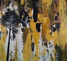Abstracted Forest - Paul Kerrigan by paulkerrigan