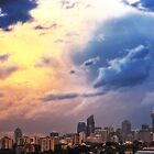Sydney Skyline 2008-11-29 by Daniel Pua