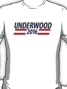 Underwood 2016 campaign sticker mug T-Shirt