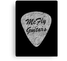 McFly Guitar's Canvas Print