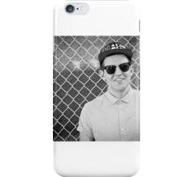 Dillon Francis - Black & White Photo iPhone Case/Skin