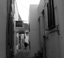 Walk with me though Greece  by Charli007