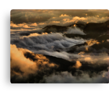 ~Top of the World~ Canvas Print