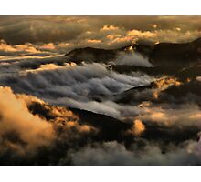 ~Top of the World~ Photographic Print