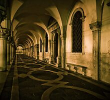 The Palace at Night by raelynndesign
