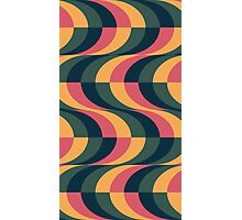 Psychedelic Wave Photographic Print