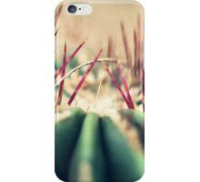 Cactus Macro iPhone Case/Skin