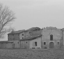 Tuscan Farmhouse in Italy by NeedMoreArt
