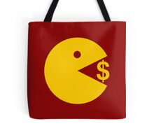 Eating Money - Manny Pacquiao  Tote Bag