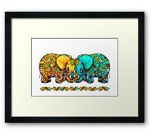 Jungle Fever Framed Print
