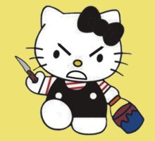 Evil Hello Kitty by nainby93