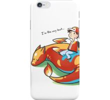 Like no one ever was iPhone Case/Skin