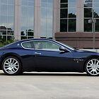 Maserati Gran Turismo - Profile Big Nose by Daniel  Oyvetsky