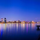 Perth City by Michael Bates