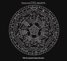 Sigilum Dei Aemeth by djhypnotixx