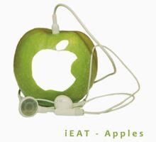 iEat - Apples by Stefan Trenker