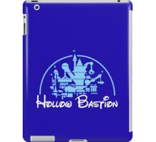 Kingdom Hearts Hollow Bastion iPad Case/Skin