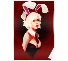 Easter Bunny Poster