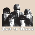 Just a Band...Mick,Keith,Brian,Bill & Charlie by andesndesigns