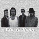 Just a Band...Bono,Edge,Adam & Larry by andesndesigns