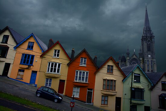 Cobh, Ireland by Greg Hess