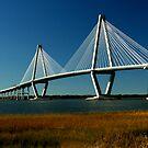 Ravenel Bridge, Charleston, S.C. by Jhug