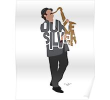 Duke Silver from Parks and Recreation Poster