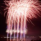 Colors of Fireworks by Misti Hymas
