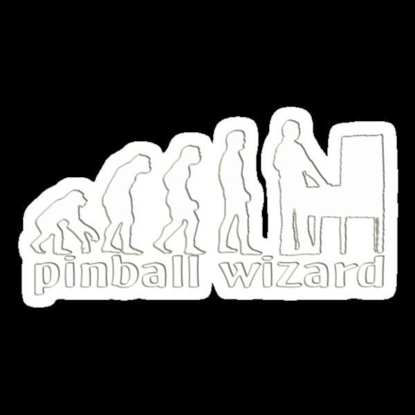 Pinball wizard by Mundy Hackett