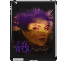 Evil Regal iPad Case/Skin
