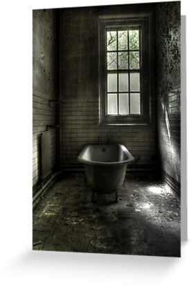Dismal Bath Day by Richard Shepherd