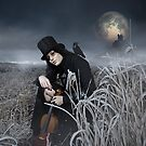 The fiddler by Moijra