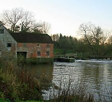 The Old Mill, Sturminster Newton by RedHillDigital