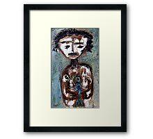 Witek Framed Print