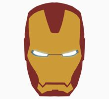 Iron Man Helmet Kids Clothes