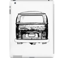 Oval tail lights...  iPad Case/Skin
