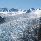 landscapes #60, glacier by stickelsimages