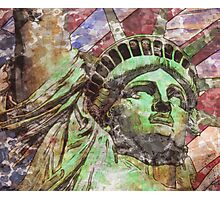 Love of Liberty Haiku Edition Photographic Print