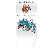 Pokemon Magikarp Poster