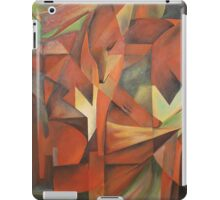 """""""Foxes"""" -  Homage to Franz Marc (1913)     iPad Case/Skin"""