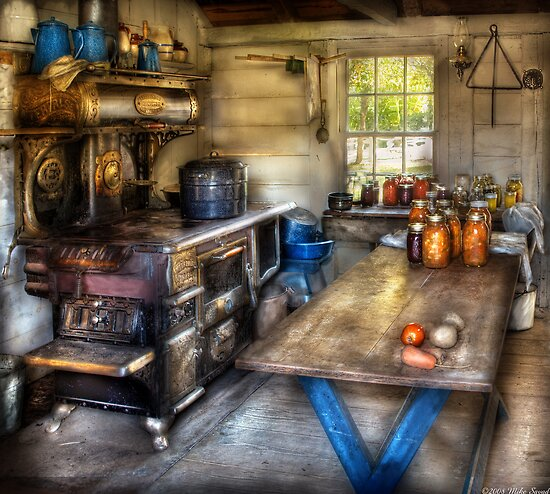 """Home Country Kitchen"" By Mike Savad"