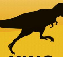 T-Rex Crossing Sticker