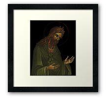 jesus Framed Print