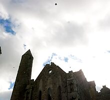 the historic rock of Cashel landmark by morrbyte