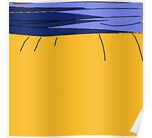 Goku pants Poster